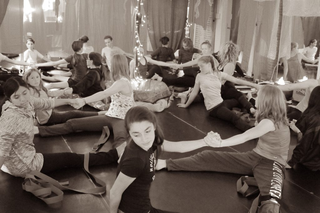 Teen Goddess Yoga Club